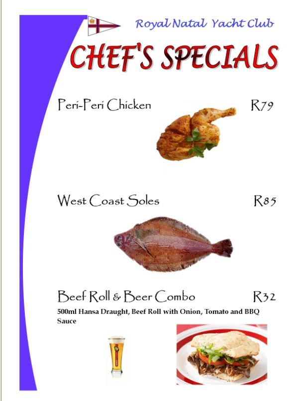 Current Chef Specials - May2016